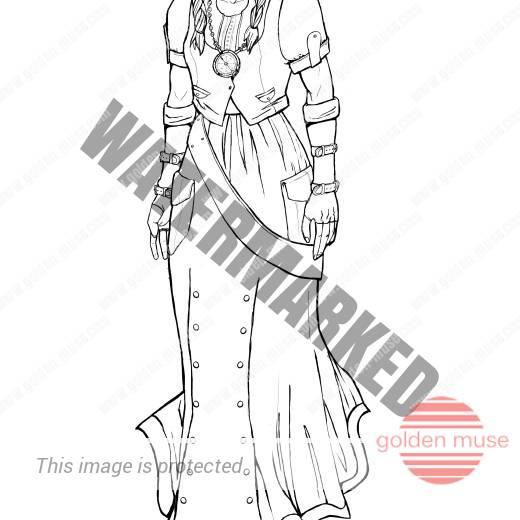 Steampunk Dorothy